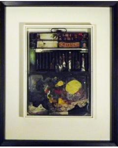 Painter's Box (Self-Portrait)
