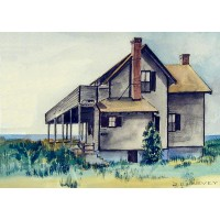 Beach Cottage #1
